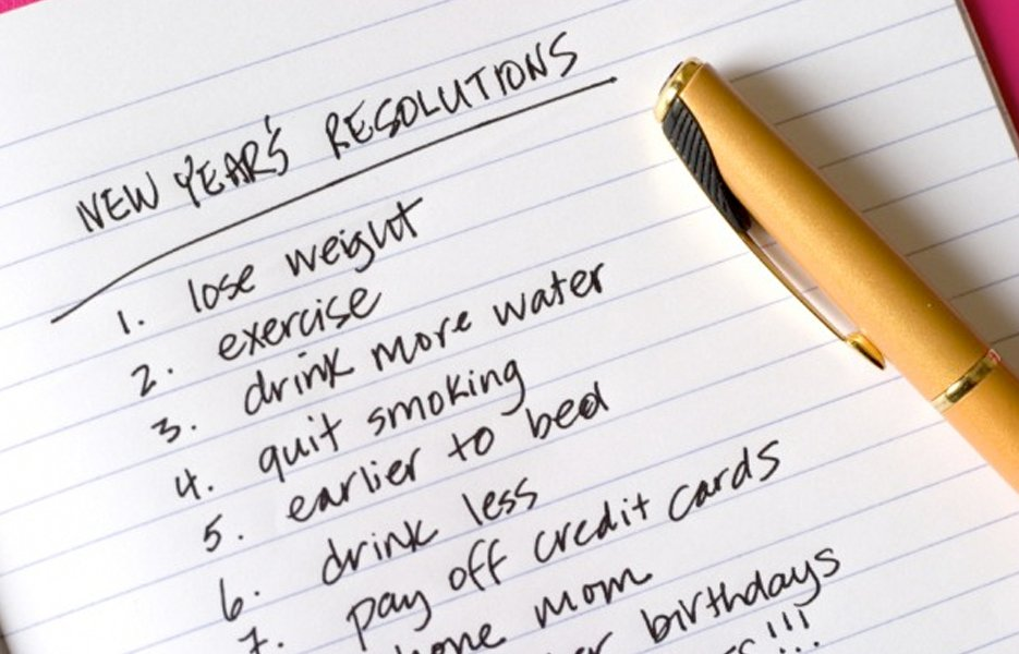 How to Make Lasting Resolutions