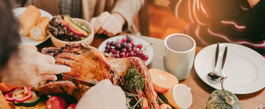 What Foods Are Healthy to Eat for Thanksgiving?