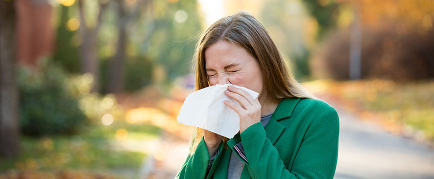 What Can I Do to Avoid Fall Allergies?